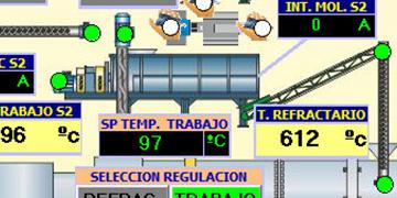 Portfolio Ares Proyectos, Planta Oleícola
