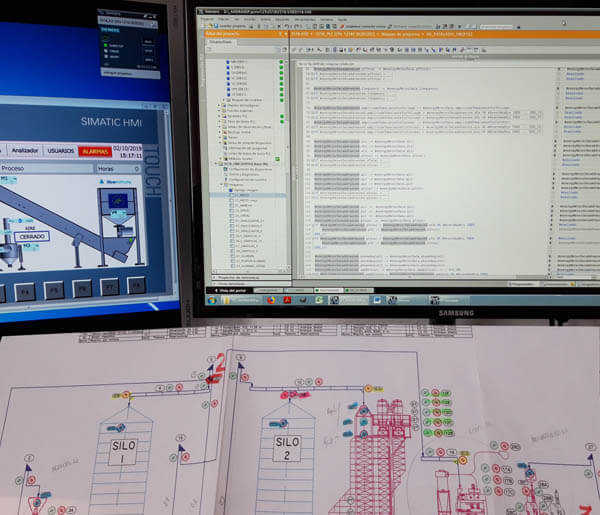 Proceso de programación autómatas PLC's