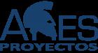 Logo azul-Empresa Ares Proyectos Integrales